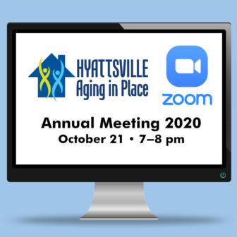 HAP Annual Meeting 2020: October 21