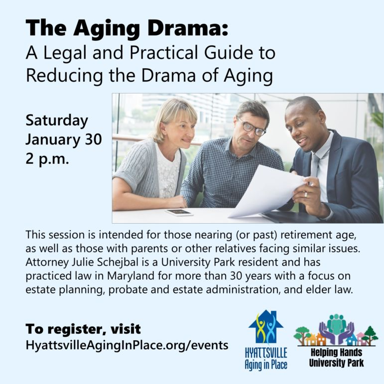 The Aging Drama Web Event - January 30, 2021